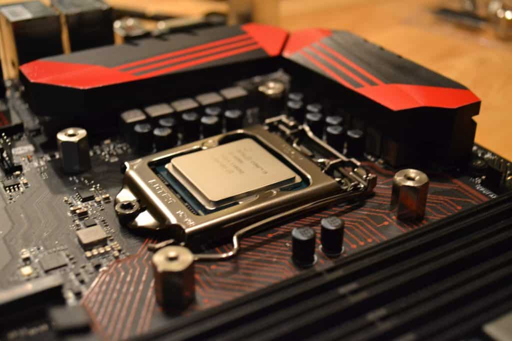 MSi Motherboard with i5-6600K Processor