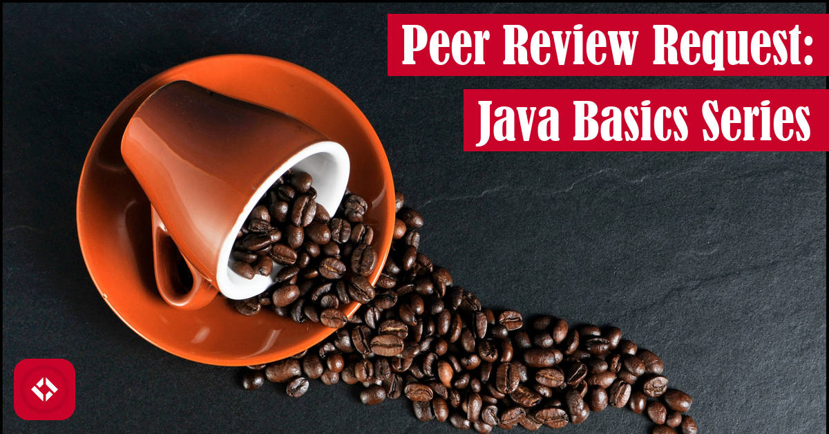 Peer Review Request: Java Basics Series Featured Image