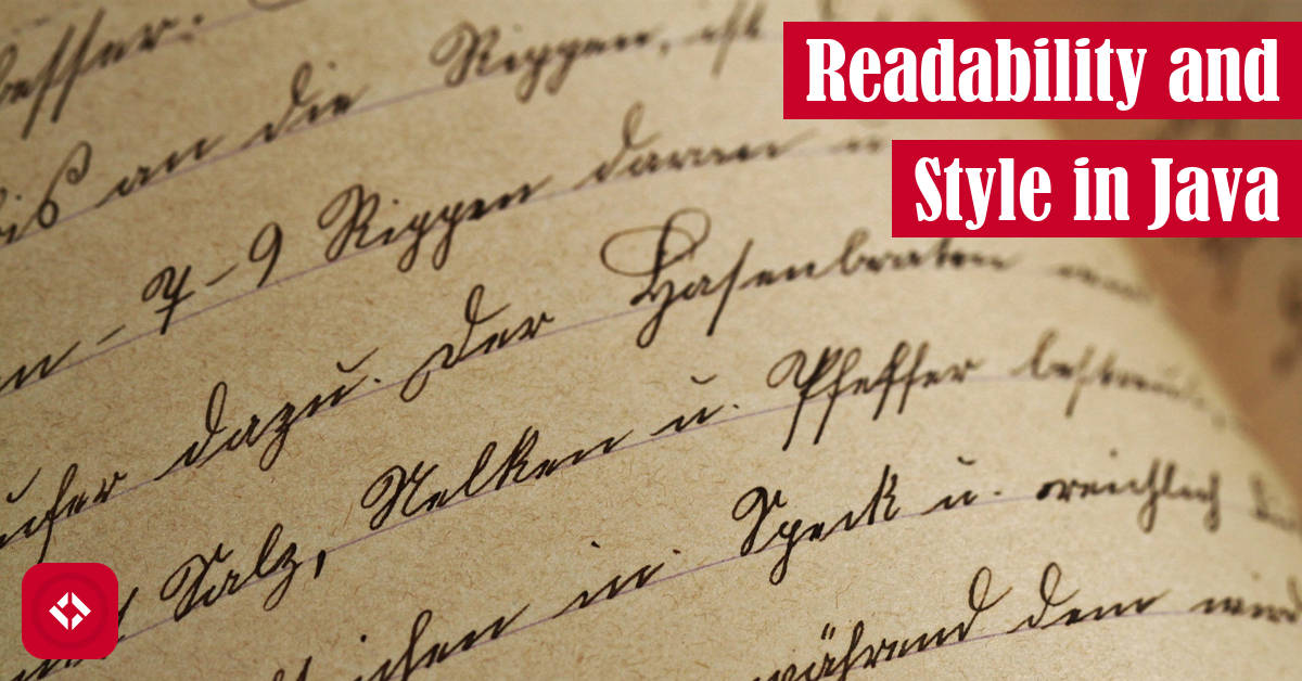 Readability and Style in Java Featured Image