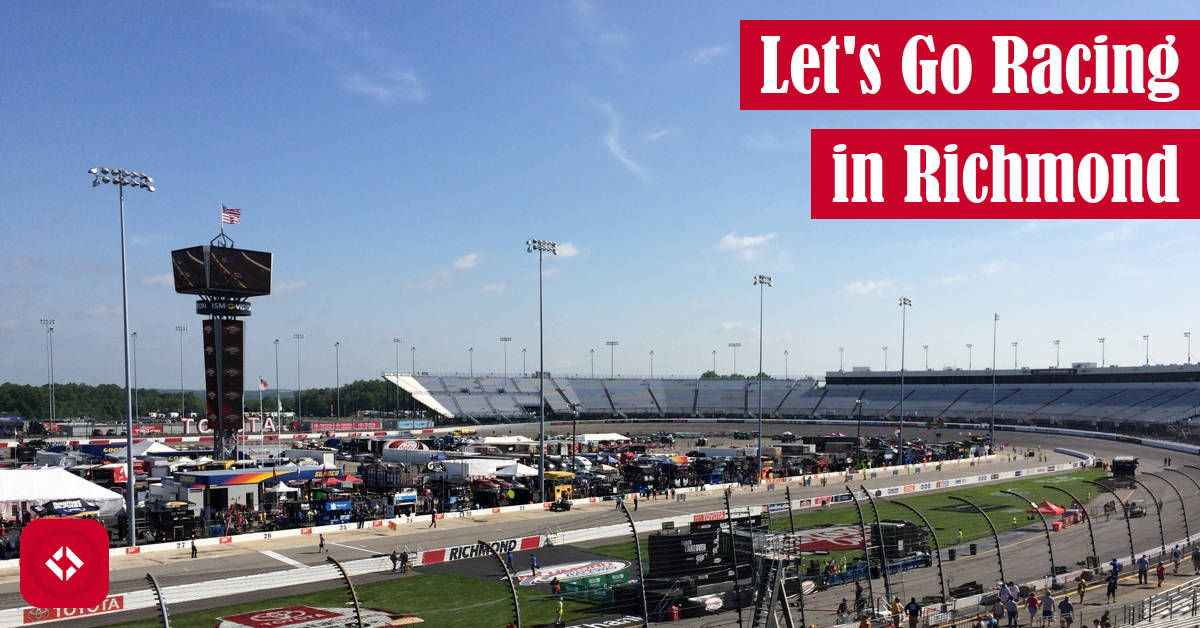 Let's Go Racing in Richmond Featured Image