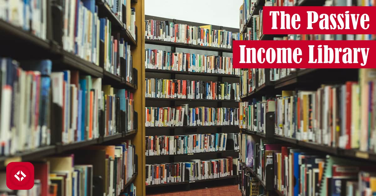 The Passive Income Library Featured Image