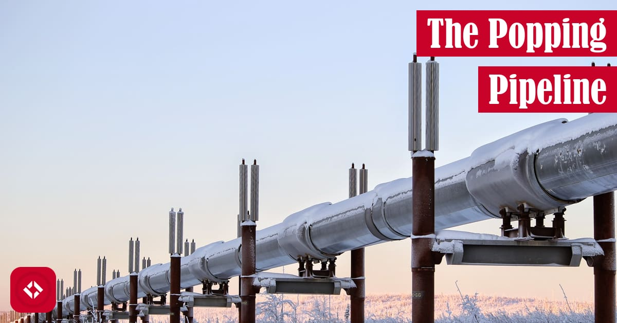 The Popping Pipeline Featured Image