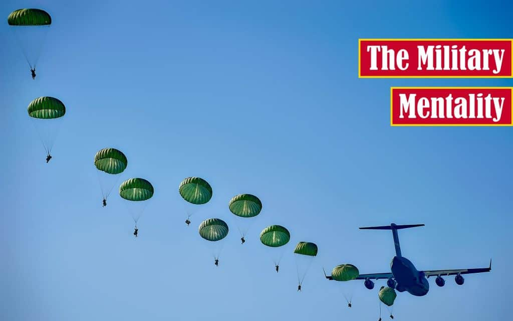 The Military Mentality Premium Featured Image