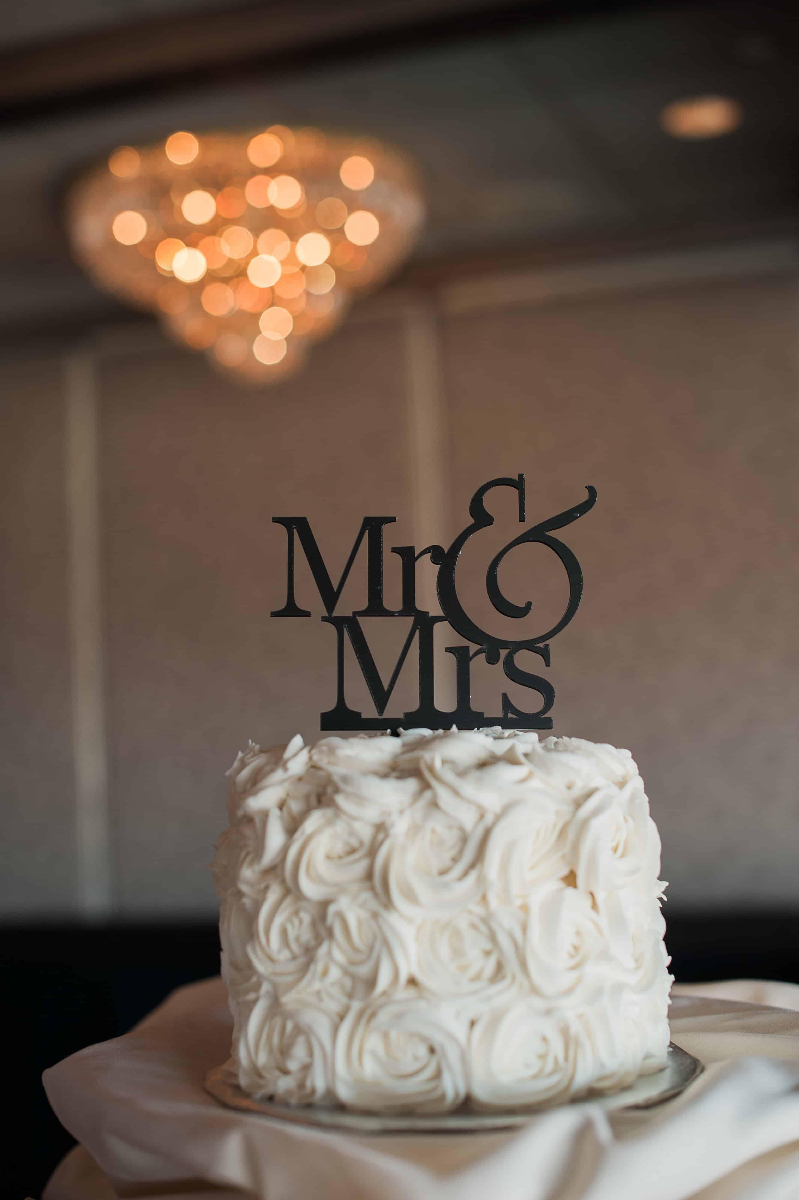 Grifski Wedding Cake