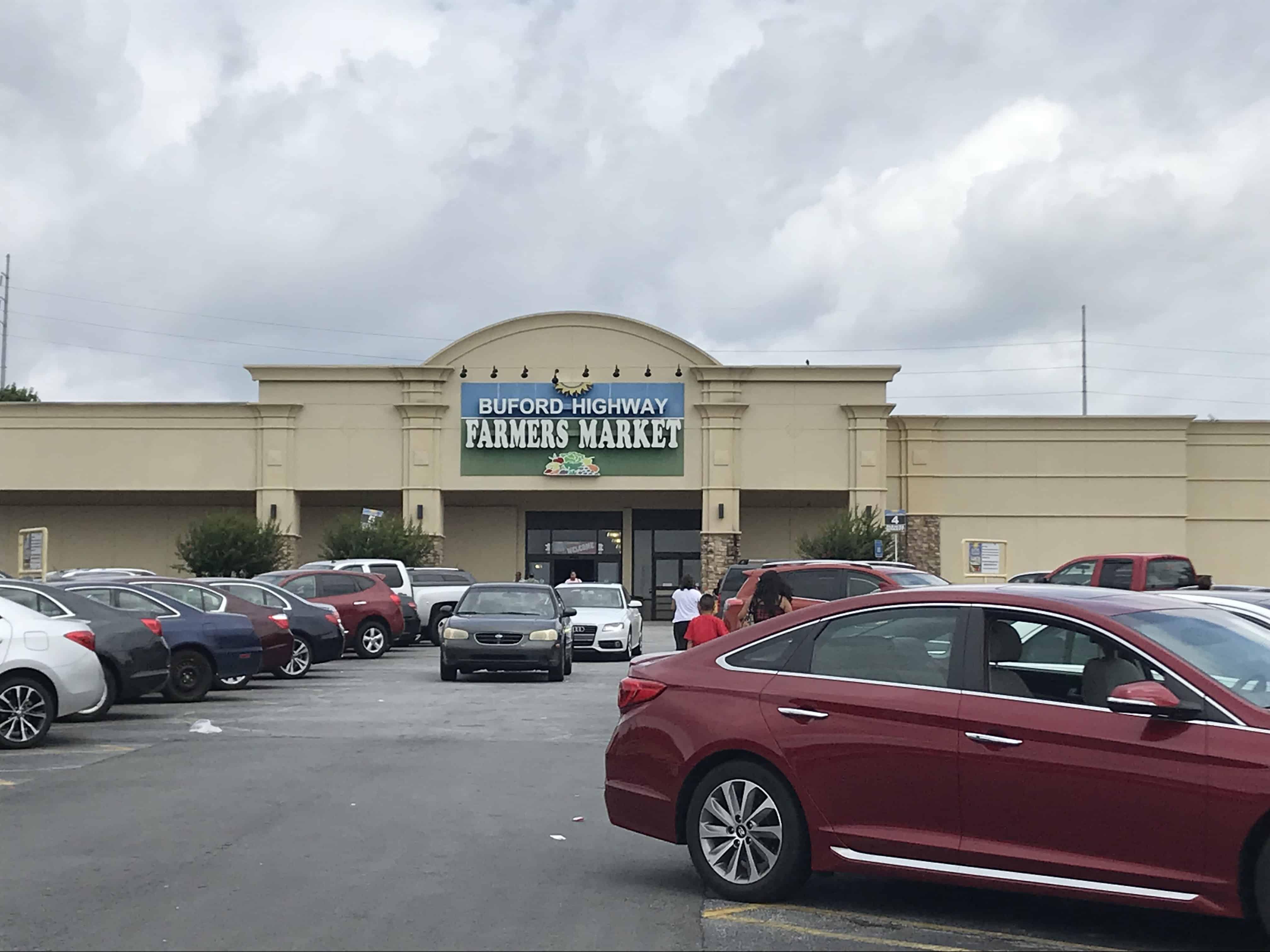 Buford Highway Farmers Market Entrance