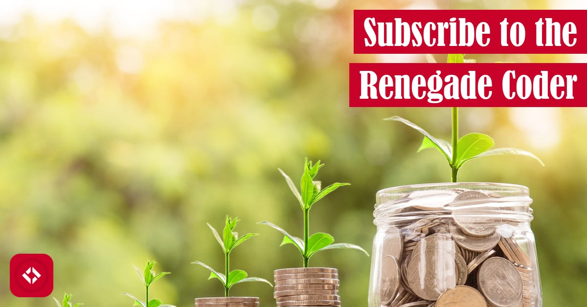 Subscribe to the Renegade Coder Featured Image