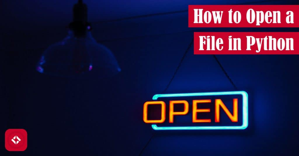 How to Open a File in Python Featured Image