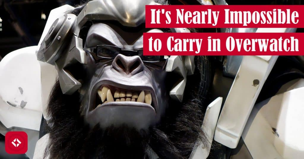 It's Nearly Impossible to Carry in Overwatch Featured Image