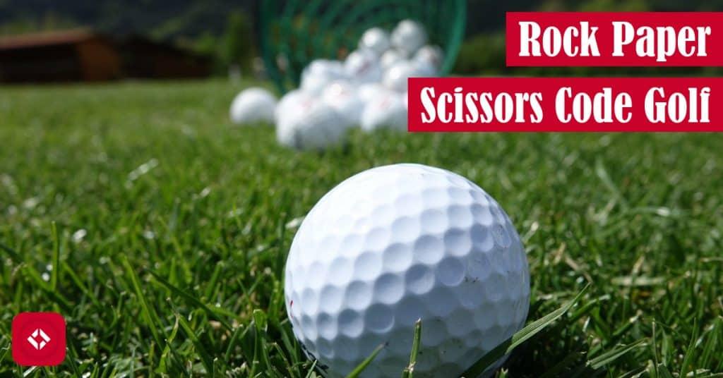 Rock Paper Scissors Code Golf Featured Image