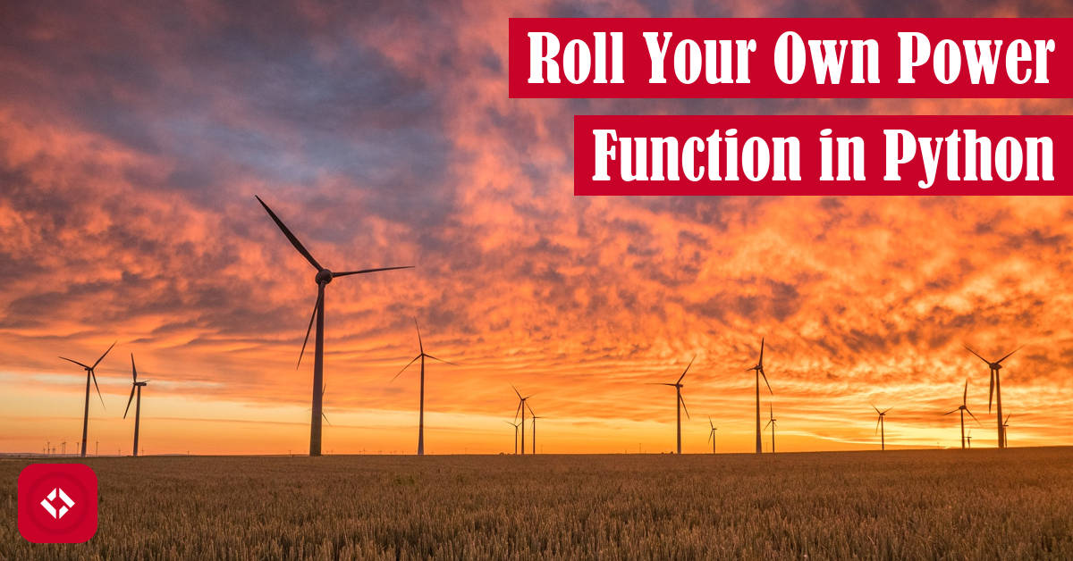 Roll Your Own Power Function in Python Featured Image