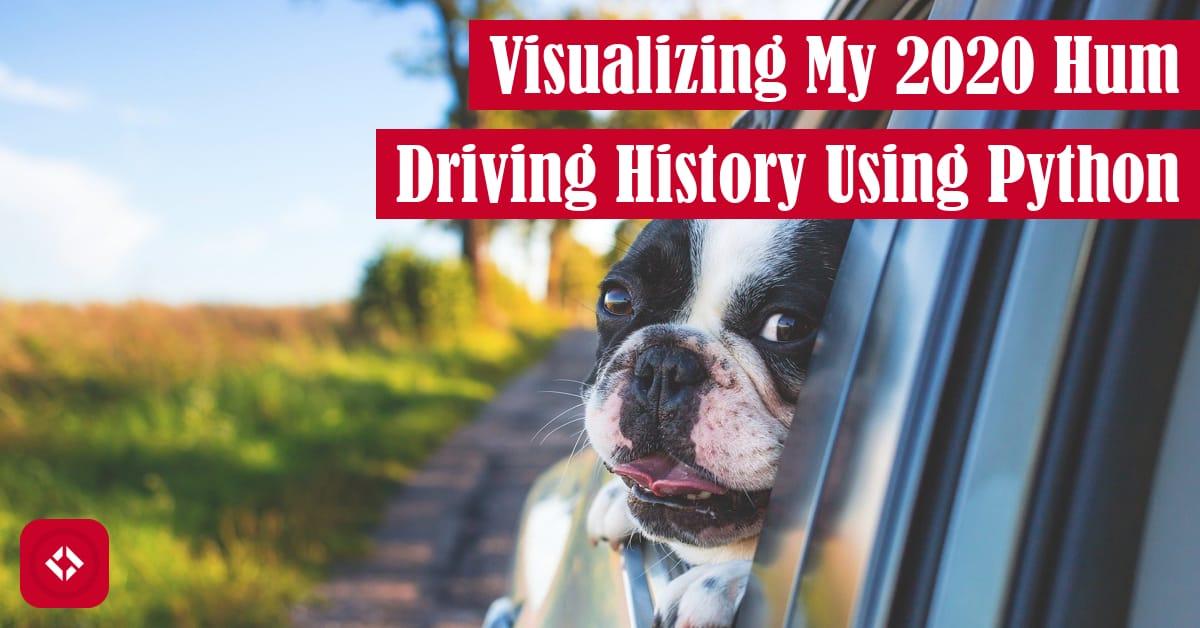 Visualizing My 2020 Hum Driving History Using Python Featured Image