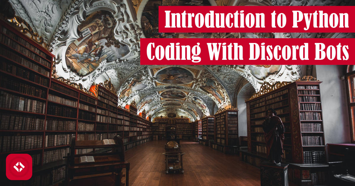 Introduction to Python Coding With Discord Bots Featured Image